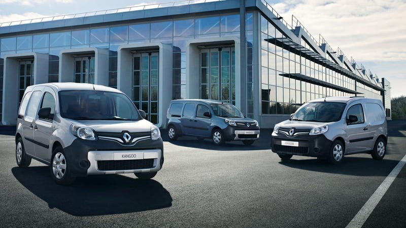 Illustration for article titled Why the Renault Kangoo is amazing