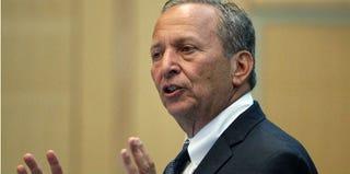 Larry Summers (Jim Davis/Getty Images)
