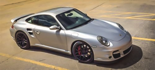 Illustration for article titled Why Buy A BMW M3 When This Insanely Fast Porsche 997 Turbo Is Way Less?