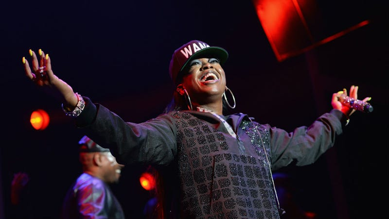 Illustration for article titled Missy Elliott Is Joining Katy Perry in the Super Bowl Halftime Show