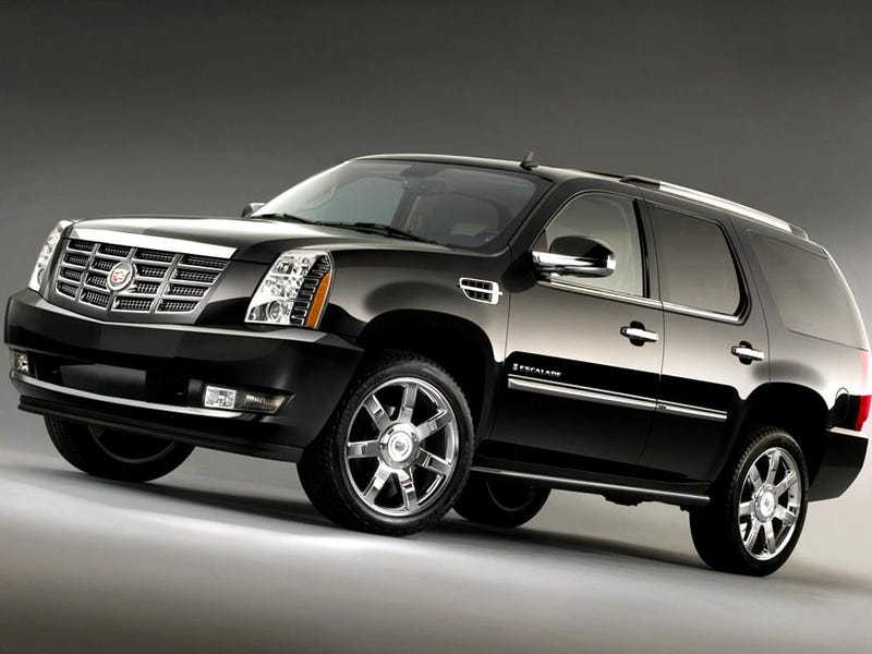 Illustration for article titled Rob Ford's Cadillac Escalade Impounded