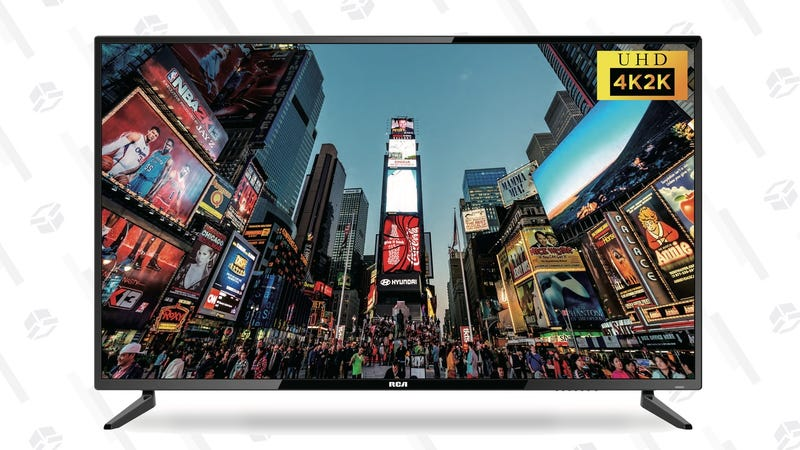 "RCA 55"" 4K TV   $270   Walmart"