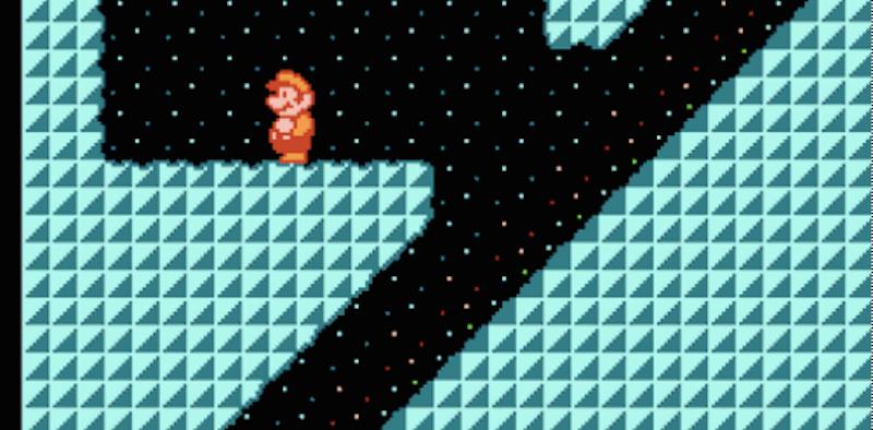 Illustration for article titled Esta animación de Super Mario Bros 3 es tan poco común que probablemente nunca la hayas visto
