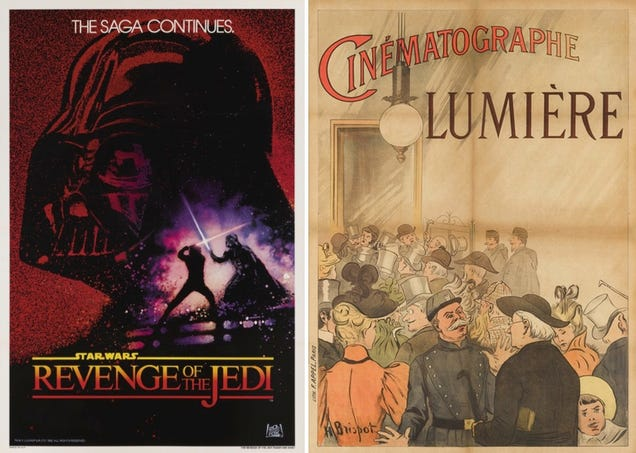 Rare movie posters go up for auction including the worlds first rare movie posters are going up for sale later this month in a sothebys auction that includes a very special find the worlds first movie poster fandeluxe Image collections