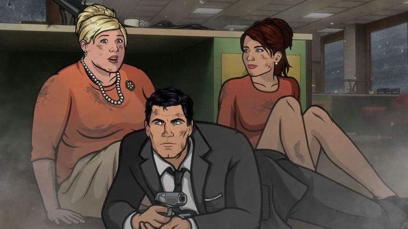 Illustration for article titled Archer gets a season seven premiere date