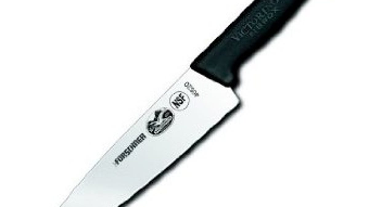 Victorinox Chef\'s Knife Performs Like a $100+ Knife for Much Less