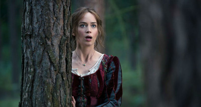 Emily Blunt in Into the Woods. She's reuniting with that film's director for Mary Poppins