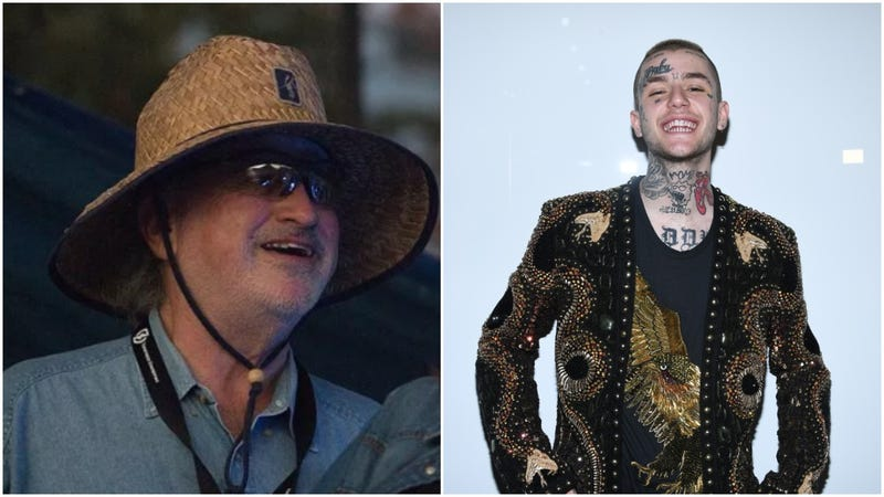Terrence Malick and Lil Peep