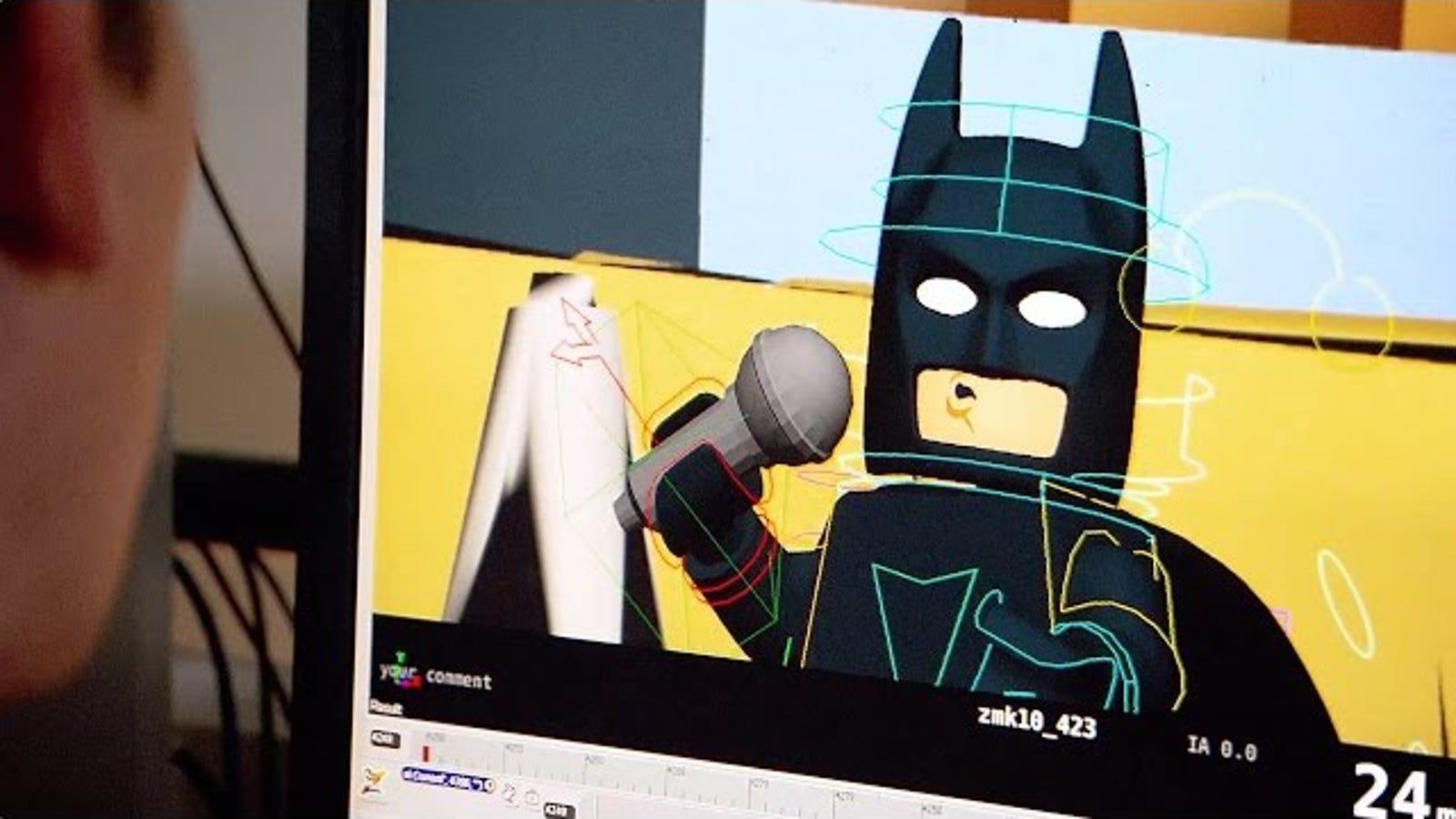 Holy Hell, I Had No Idea The LEGO Movie Was So Hard To Make