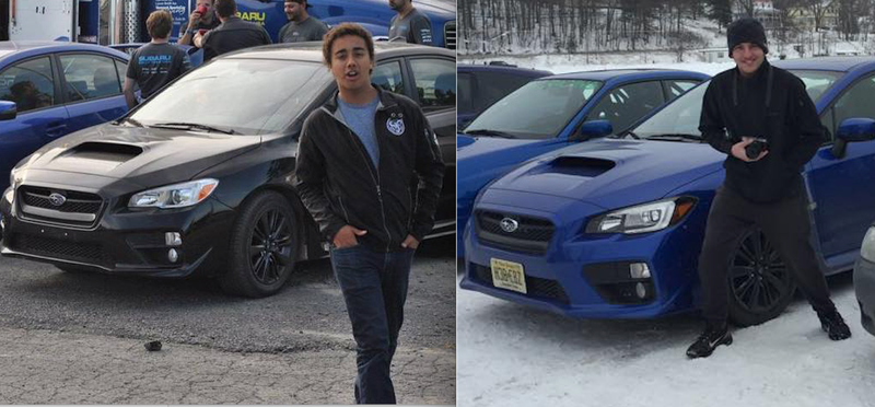 Illustration for article titled 2015 Subaru WRX: Who Wore It Better?