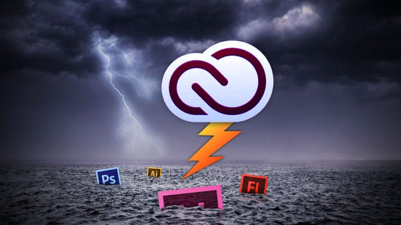 Illustration for article titled What Photoshop's Move to the Cloud Actually Means for You