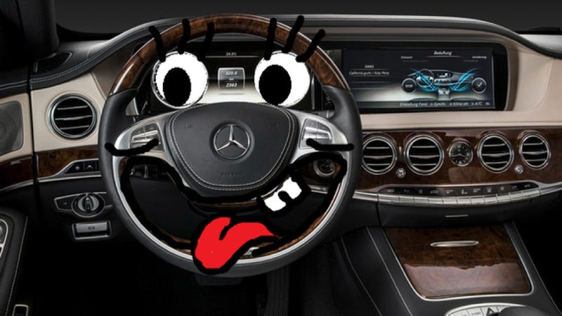 Illustration for article titled The Ten Ugliest Steering Wheels