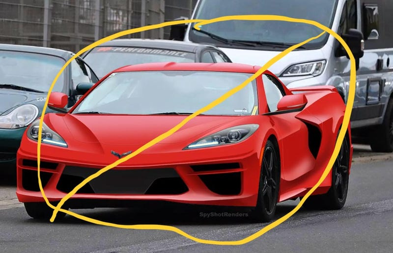 Illustration for article titled Top Reasons Why People Hate The 2020 Corvette