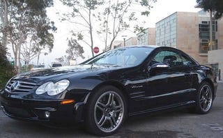 Illustration for article titled Canadian Valet Ordered To Pay $20,600 For Damaged SL65 AMG