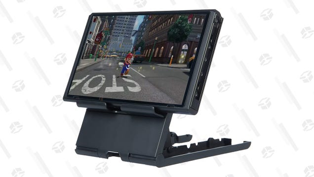 Grab the $7 Nintendo Switch Playstand and Truly Play Anywhere