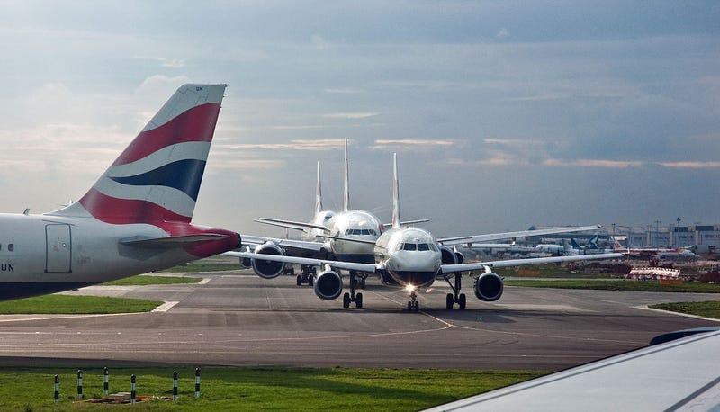 Illustration for article titled Un fallo en el sistema de control de tráfico aéreo de Europa dejó en tierra miles de vuelos