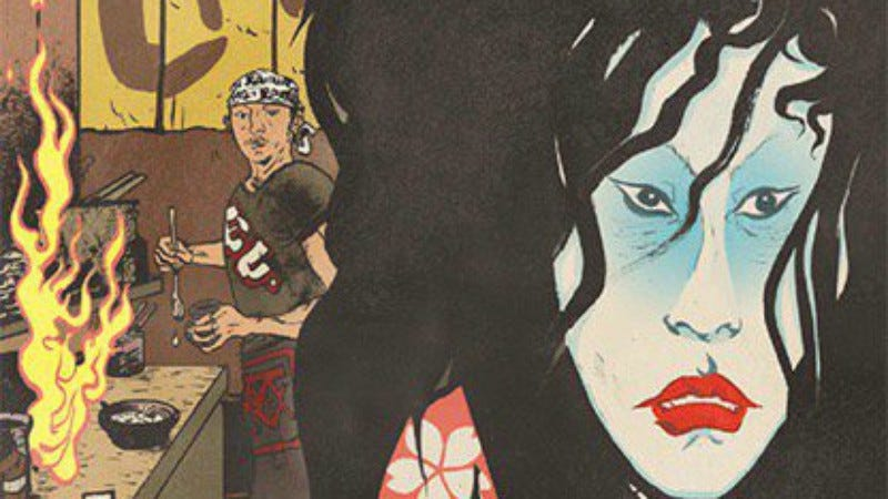 Hungry Ghosts (Image: Dark Horse Comics)