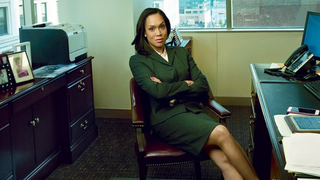 Baltimore City State's Attorney Marilyn MosbyVogue.com
