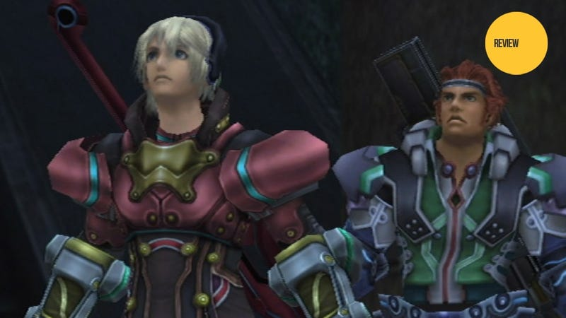 Illustration for article titled Xenoblade Chronicles: The Kotaku Review
