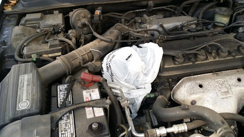 How To Clean Engine Bay >> Here S How To Clean Your Dirty Ass Engine Bay Without