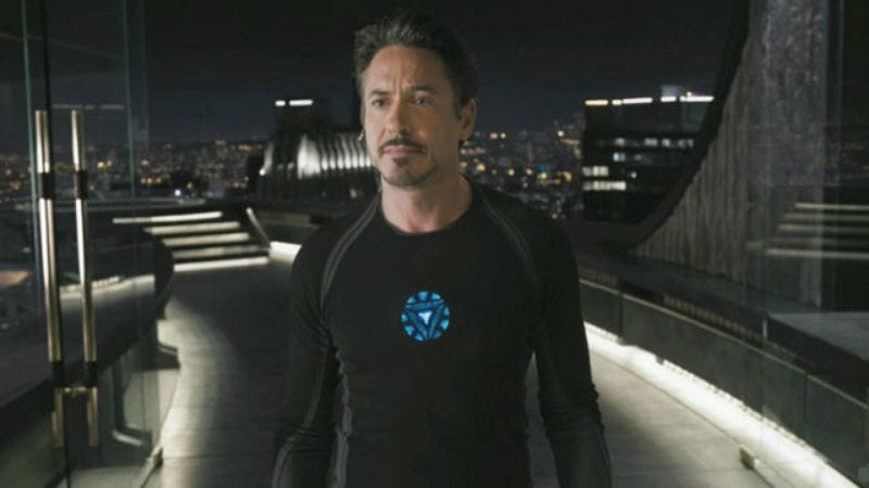 Illustration for article titled Even Robert Downey Jr. thinks Guardians Of The Galaxy is the best Marvel movie