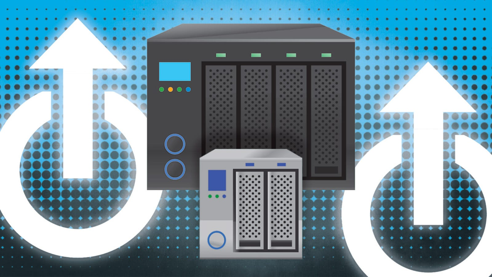 How to Migrate From an Old NAS to a New One Overnight with rsync