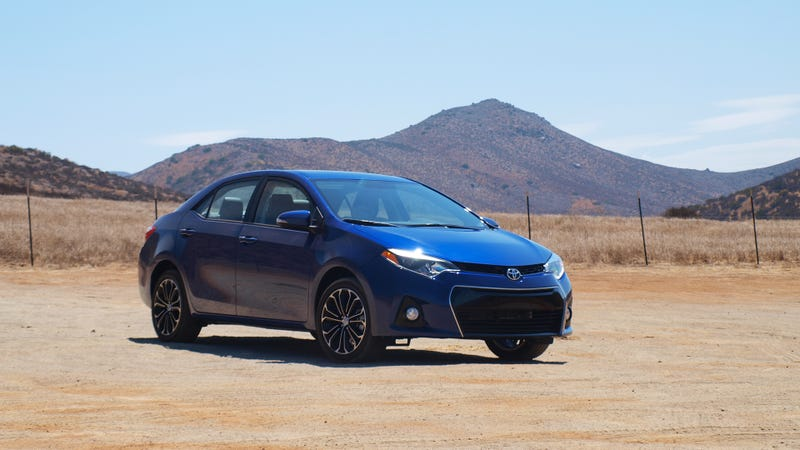 Illustration for article titled Why The 2014 Toyota Corolla Is Perfect