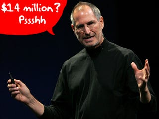 Illustration for article titled Apple Backdating Suit Settled, Jobs and Co,'s Insurance Will Pay Apple $14 Million