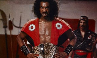 The Last Dragon screenshot (Motown/TriStar Pictures)