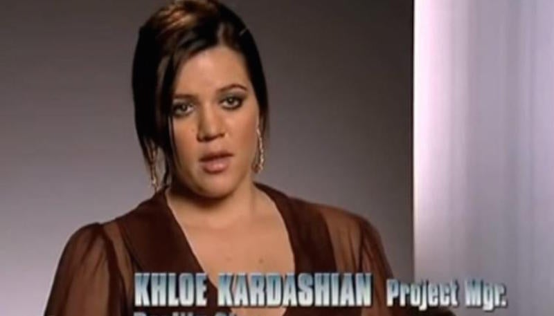 Trump Reportedly Called Khloé Kardashian 'Fat Piglet' During 'Celebrity Apprentice'