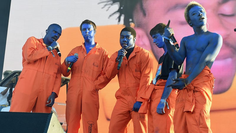Illustration for article titled Boy Band BROCKHAMPTON Removes Ameer Vann After Sexual Misconduct Allegations