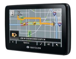 Illustration for article titled Navigon 7200T GPS Has 3D Landmarks, Free Live Traffic Info