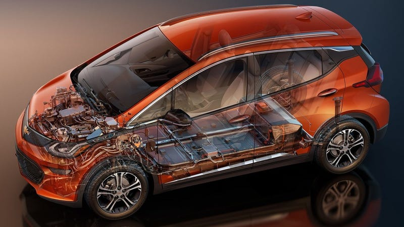 GM Notifies Early Chevy Bolt Owners of Potential Battery Failure
