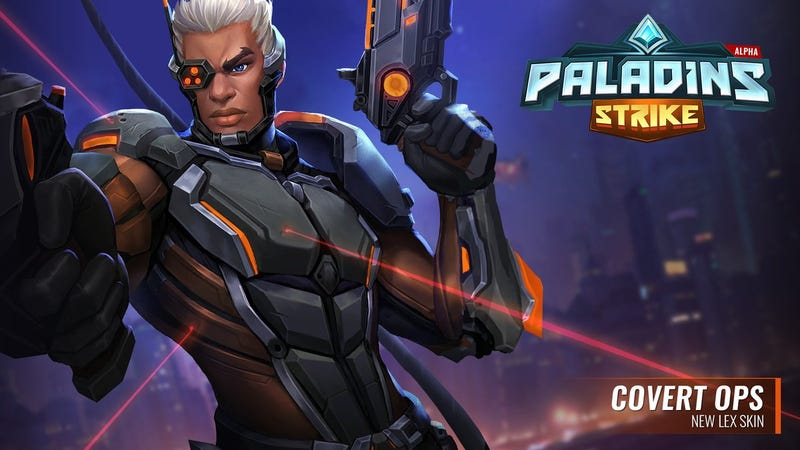 Illustration for article titled Paladins Developer Says It's Fired Contractor For Using Overwatch Art In Ad