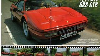 Ferrari 328 GTB road test, Motor, 21 June 1986