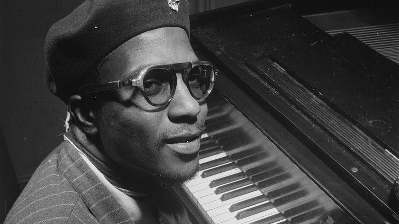 Illustration for article titled Where to start with Thelonious Monk