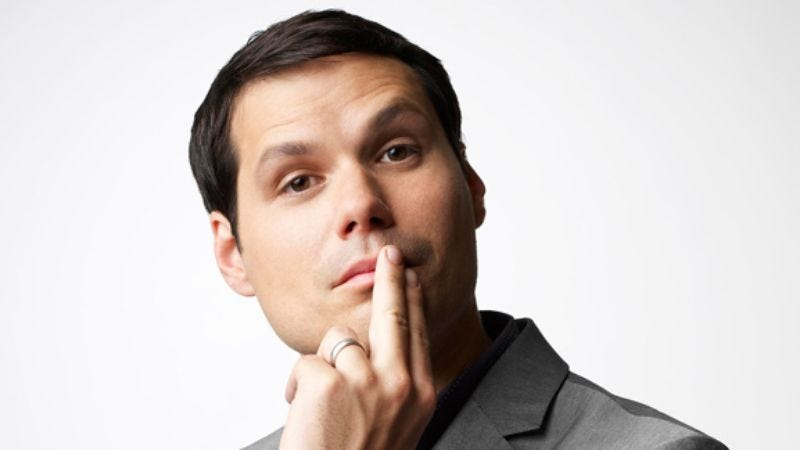 Illustration for article titled Michael Ian Black