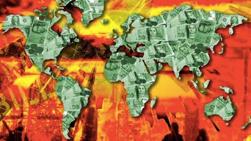 Západní elita potřebuje urychleně válku. Dluhopisová bublina na hranici kolapsu...