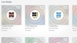 Illustration for article titled Rdio Now Streams Live, Local Radio to Your Browser or Phone