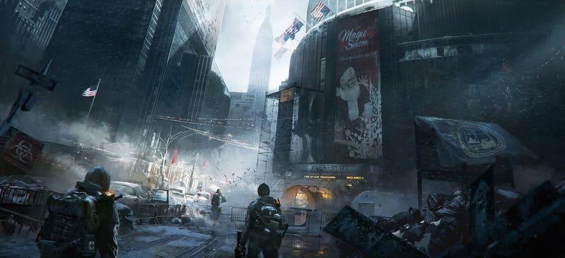 Illustration for article titled Ubisoft Is Afraid Of A Hostile Takeover