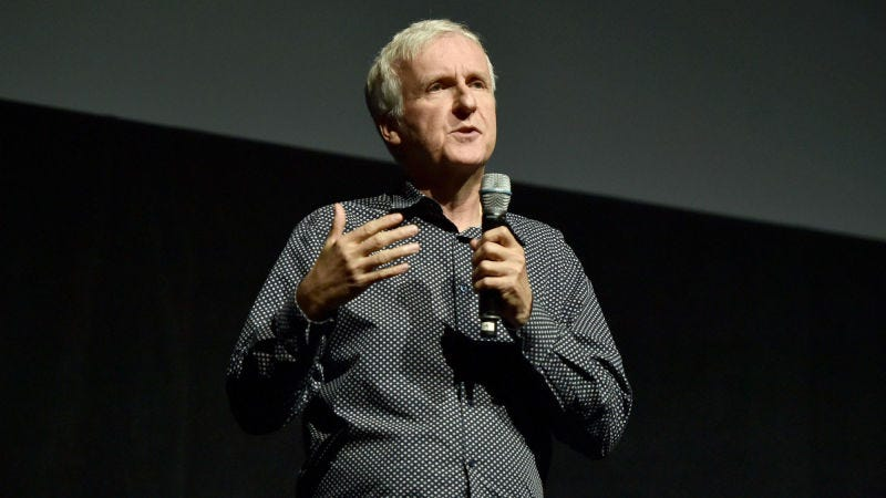 James Cameron. Imagen Getty