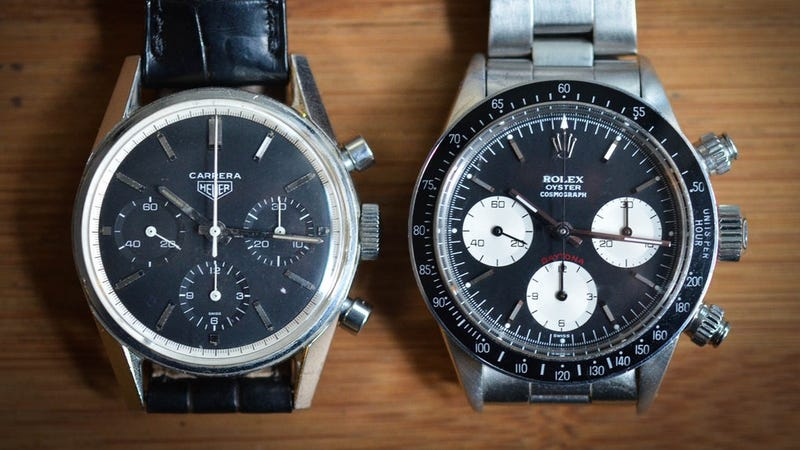 Illustration for article titled An Introduction To Complications: The Chronograph