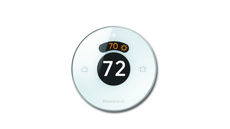 Illustration for article titled The Honeywell Lyric: This Is the Thermostat the Jetsons Would Own