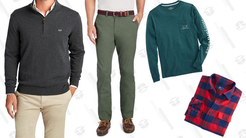 Extra 50% Off Sale | Vineyard Vines | Promo code WHALE50