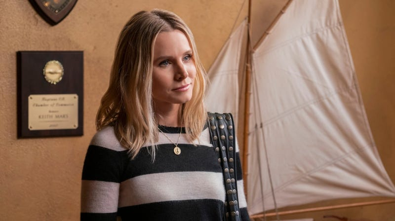 The A.V. Club is recapping Veronica Mars
