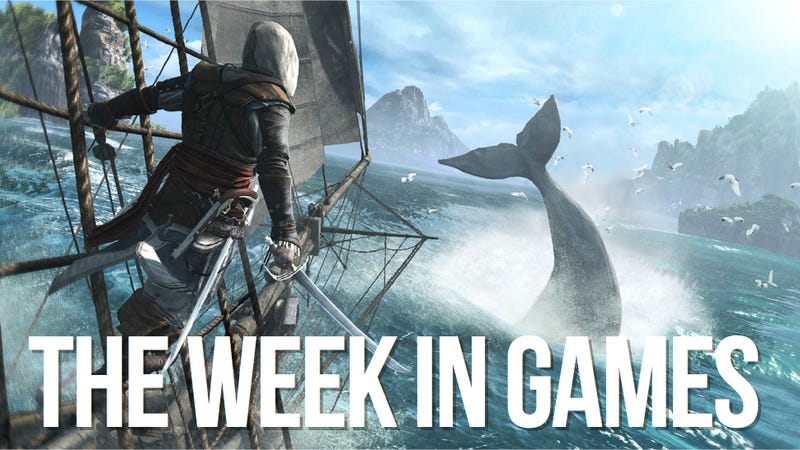 Illustration for article titled The Week in Games: Bold New Look, Same New Games
