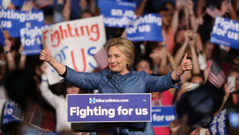 Illustration for article titled John Kasich Takes Ohio; Hillary Clinton Sweeps Florida, Ohio & North Carolina