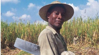An Afro-Cuban sugarcane cutter in Pinar del Río, CubaAll rights reserved