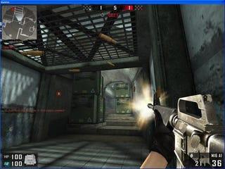 Illustration for article titled Blackshot FPS Enters Closed Beta - Screens Ahoy!