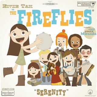 Illustration for article titled River Tam and the Firefly gang get a mod musical makeover